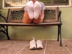 wet soles