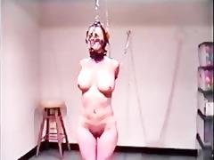 chaind up